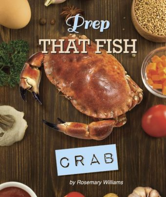 Prep that Fish - Crab, front cover